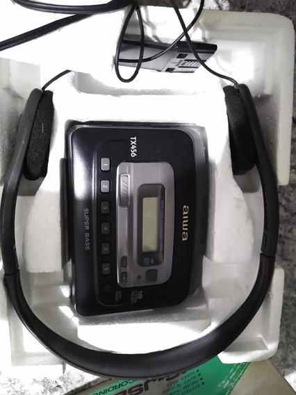 Walkman Antigo Aiwa