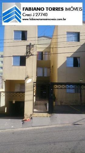 Apartamento Para Venda Em São Bernardo Do Campo, Vila Florida, 2 Dormitórios, 1 Banheiro, 1 Vaga - 1648_2-666987