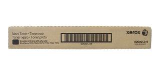 Toner Xerox 006r01219 Negro P 7655 7665 7675 240 242 250 252