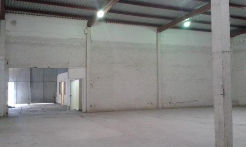 Bodega Comercial/industrial Con Oficinas En La Estanzuela. Excelente Ubicación.