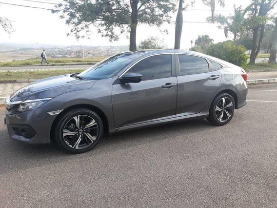 Honda Civic 2.0 Ex Flex Aut. 4p 2019
