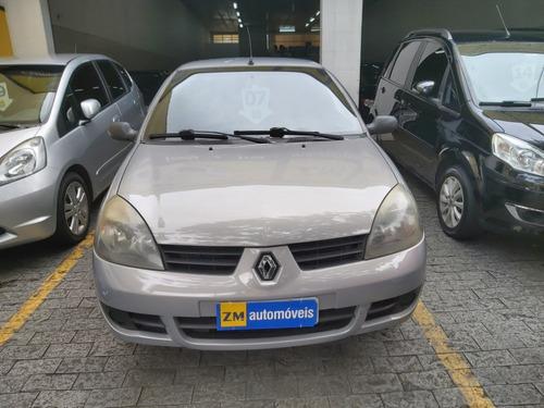 Renault Clio Sd 1.0 Expres 06 07 Lms Automóveis