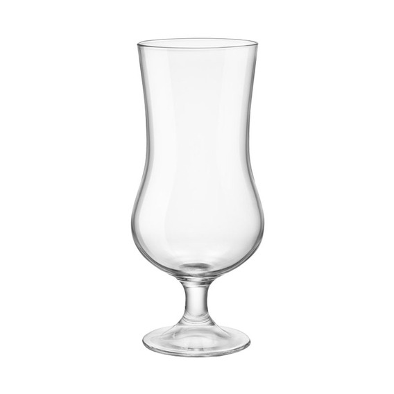 Set X 6 Copas Vasos Vidrio Cerveza Ale Bormioli 500 Cc