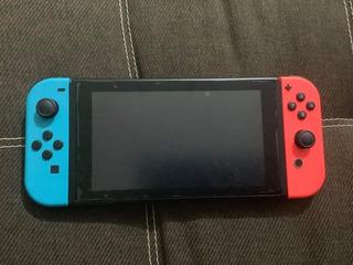 Nintendo Switch Usado 4 Veces 10/10