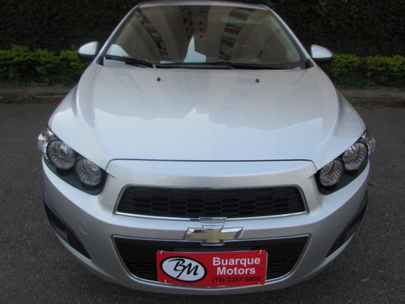Chevrolet Sonic 1.6 16v Lt Aut. 5p