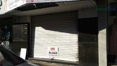 Sala Comercial Para Locação, Centro, Valinhos. - Sa0180