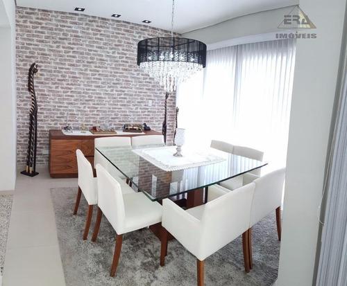Imagem 1 de 22 de Casa Residencial À Venda, Condomínio Arujá Hills Iii, Arujá - Ca0513. - Ca0513