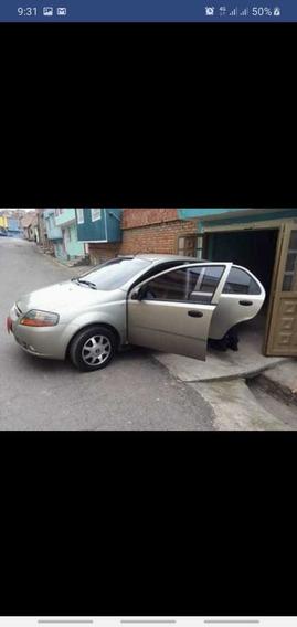 Chevrolet Aveo 1600 Beige 5 Puertas