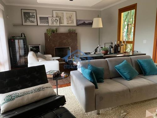 Condomínio Granja Viana Ll Sobrado Com 3 Dormitórios À Venda, 348 M² Por R$ 1.800.000 - Granja Viana Ii - Cotia/sp - So1715