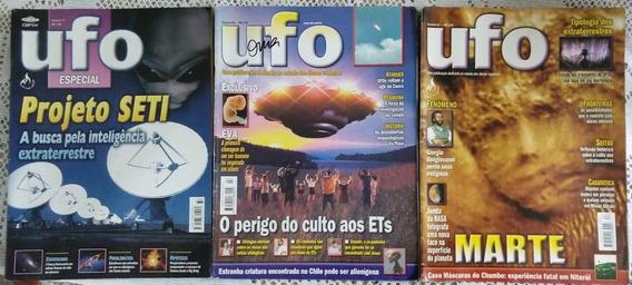 Lote Revistas Ufo - 8 Edições