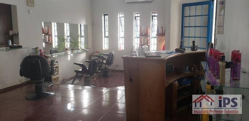 Imagem 1 de 30 de Casa À Venda, 285 M² Por R$ 650.000,00 - Cidade Universitária - Campinas/sp - Ca1440