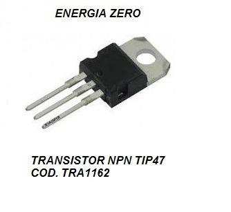 Transistor Npn Tip 47 Cod.tra1162 Frete Cr