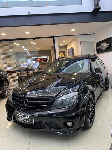 Mercedes-benz Classe C C63 Amg