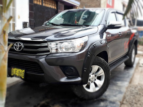 Toyota Hilux 2016 Camionetas 4x4 Turbodisel 2.8 Modelo Revo.