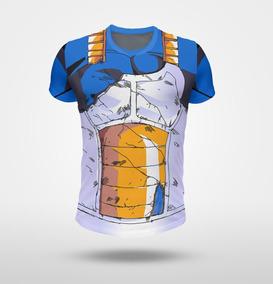 Remera Vegeta Traje Roto, Dragon Ball Fullprint