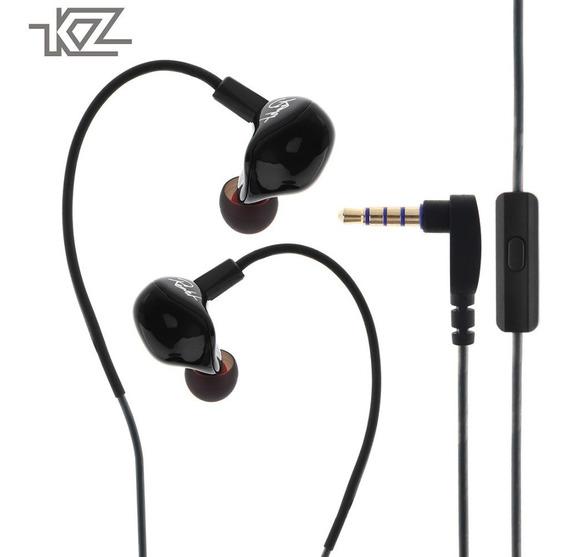 Fone Kz Zs3 + Cabo Bluetooth Apt-x