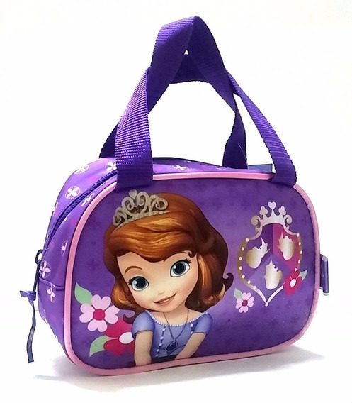 Cartera Princesa Sofia Original -