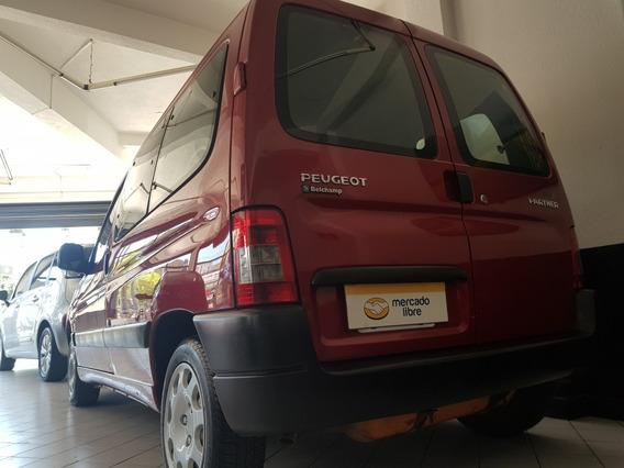 Peugeot Partner 1.4 Furgon Confort 2011. Gnc Bajo Chasis