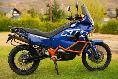 Ktm Adventure 990 2012 Excelente Estado No Bmw Honda Trail