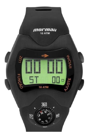 Relógio Mormaii Digital Bússola Mo1324ac-2p