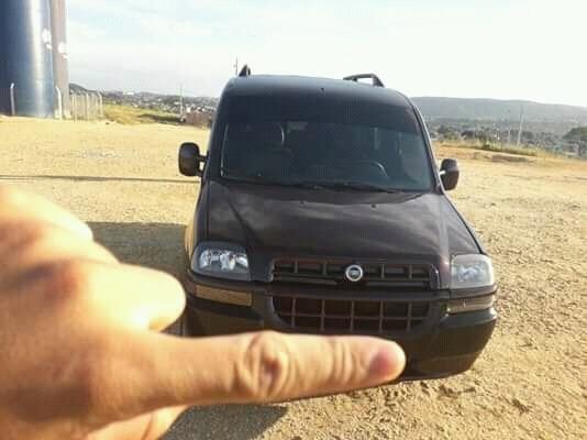 Fiat Doblo 1.6 16v Elx 5p 2003