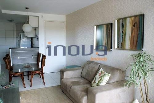 Imagem 1 de 21 de Apartamento Com 3 Dormitórios À Venda, 63 M² Por R$ 259.900,00 - Passaré - Fortaleza/ce - Ap0406