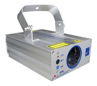 Laser Verde Big Dipper K100 30 Mw Luces Efecto Audioritmico