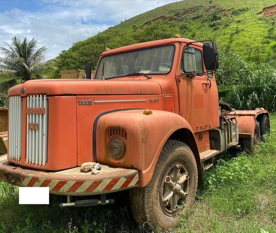 Caminhão Scania 111s Ano 1976