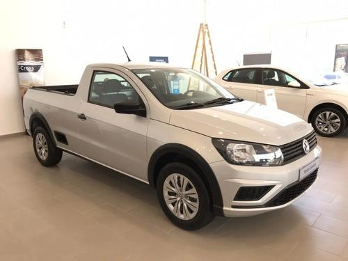 Volkswagen Saveiro Cab / Simp Trendline Adjudicada $ 580 Mil
