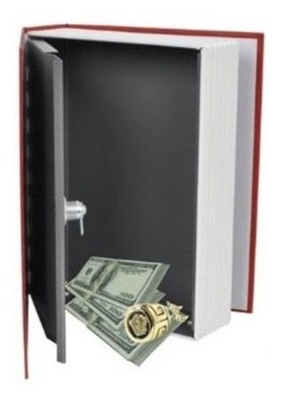 Caja Fuerte Seguridad Tipo Libro/caja Cereal Adir 328