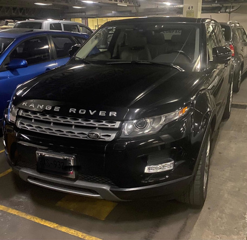 Imagen 1 de 15 de Land Rover Evoque 2.0 Pure Plus At 2013
