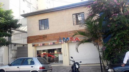 Loja À Venda, 110 M² Por R$ 1.100.000,00 - Perdizes - São Paulo/sp - Lo0450