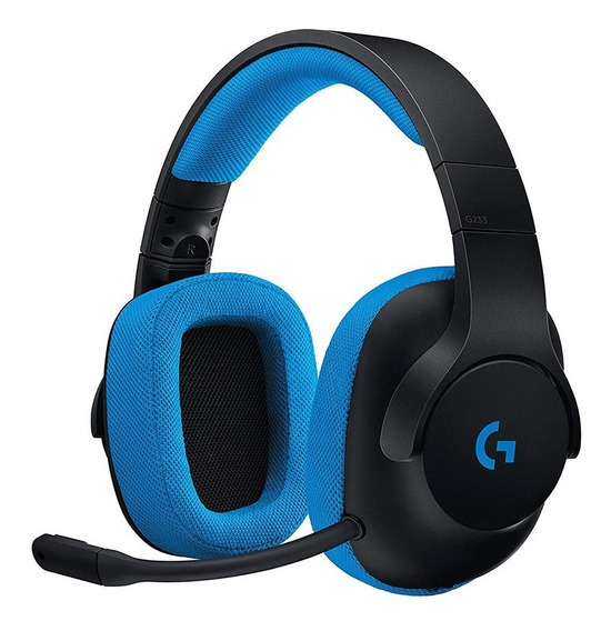 Audífono Gamer Logitech G233 Prodigy Usb Ps4 Pc Xbox One