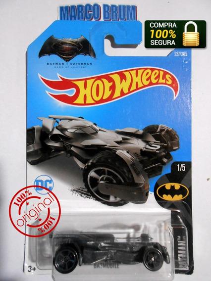 Batmobile - Batman Vs Superman (p70) Leia Todo O Anuncio