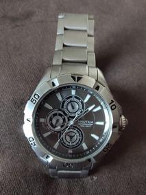 Relógio Náutica 6 Multifunções Masculino N17546g