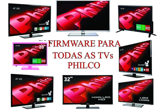 Atualização De Software Para Todos Os Modelos Tv Philco