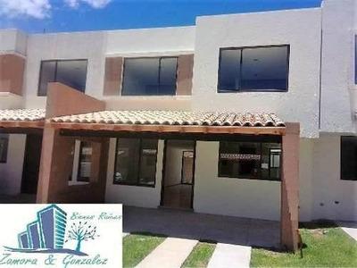 Rento Casa En Lomas De Angelopolis, Jardines De La Loma