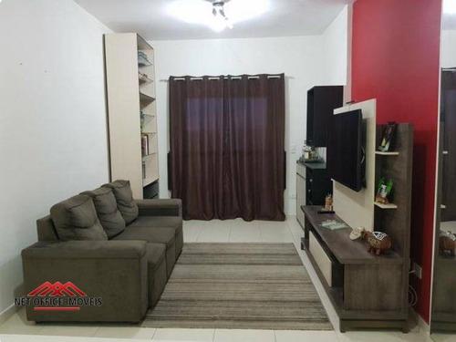 Imagem 1 de 20 de Apartamento Com 2 Dormitórios À Venda, 65 M² Por R$ 340.000,00 - Conjunto Residencial Trinta E Um De Março - São José Dos Campos/sp - Ap1552