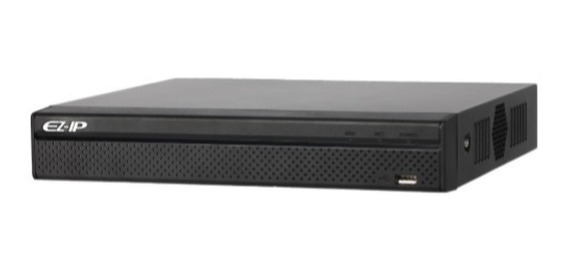 Nvr 8 Canales Ip Maximo H265+ 6mpx Dahua (nvr1b08hc-e-ezip)