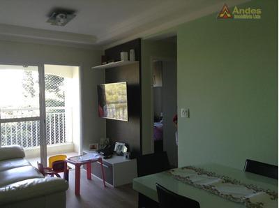 Apartamento 2 Dormitórios (suíte) - Capricho - Ap2524