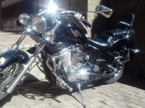 Linda Honda Shadow 600cc 2001