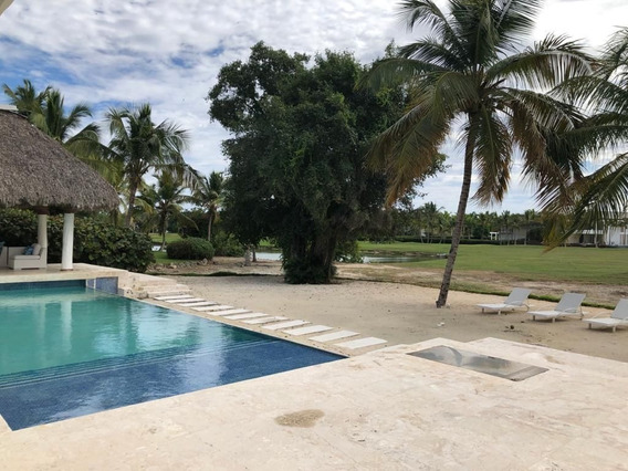 Venta Y Alquiler De Hermosa Villa En Arrecife Punta Cana Resort