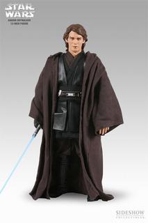 Sideshow Star Wars Anakin Skywalker Jedi 1/6 Ver. Exclusiva