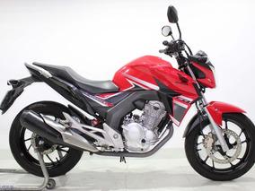 Honda - Cb 250f Twister - 2018 Vermelha