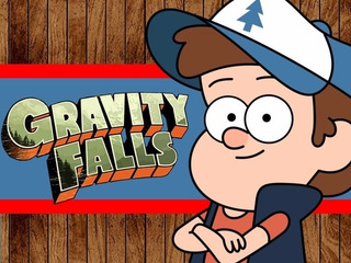 Kit Imprimible Gravity Falls Cotillon Candy Bar