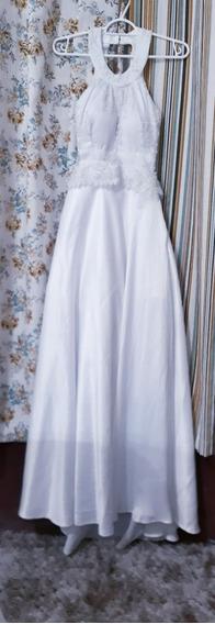 Vestido De Noiva Bordado 3 Em 1