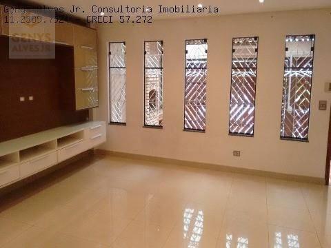 Casa Para Venda Com 3 Dormitórios Na Vila Ema São Paulo Sp - Ca0234