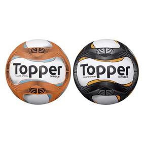 Futebol Campo Oficial Drible Topper