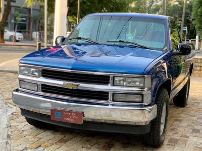 Chevrolet Silverado D-20 Turbo Diesel - 2001