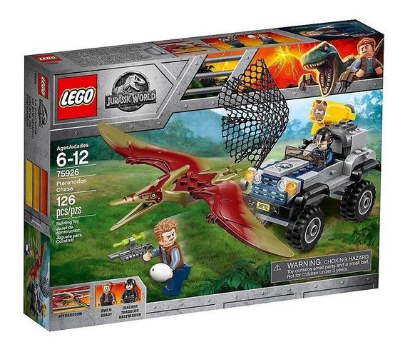 Lego Jurassic World Cacería Del Pteranodon 75926